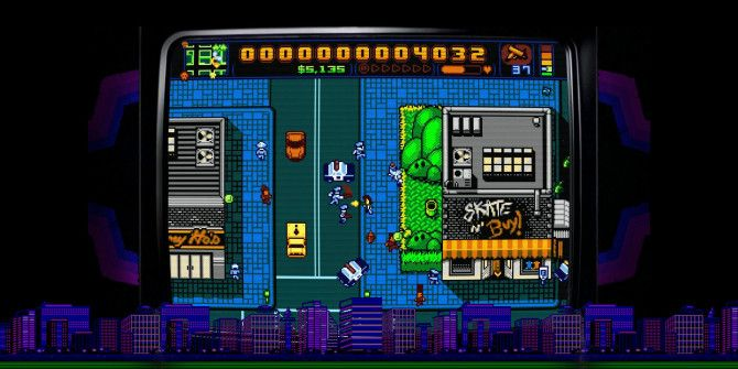 Like GTA On An NES: Digging Into Retro City Rampage DX