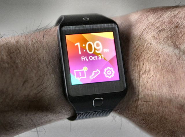 Giveaway Samsung Gear Live