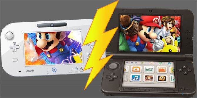 What's The Difference Between Smash Bros. On 3DS And Wii U?