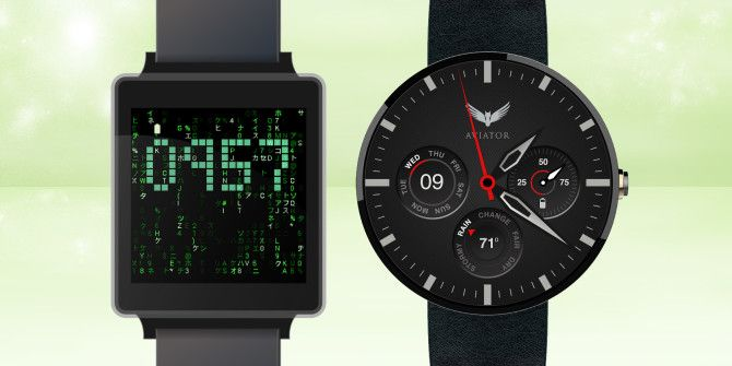 6 Cool Watch Faces for Your Android Wear Smartwatch