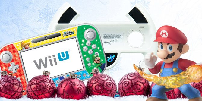 What To Get For the Wii U Owner In Your Life