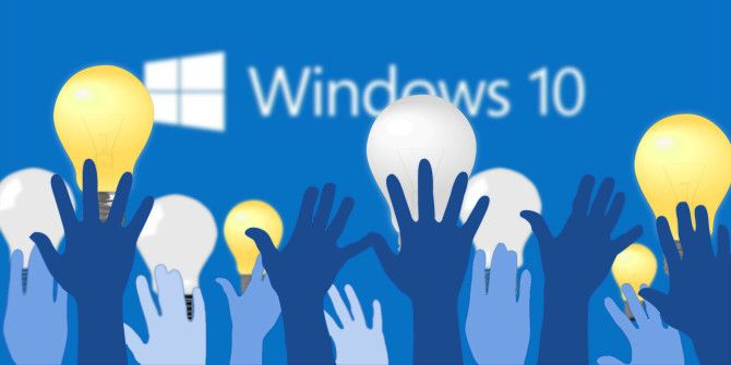Microsoft Are Crowd Sourcing Ideas – Top Requests For Windows 10