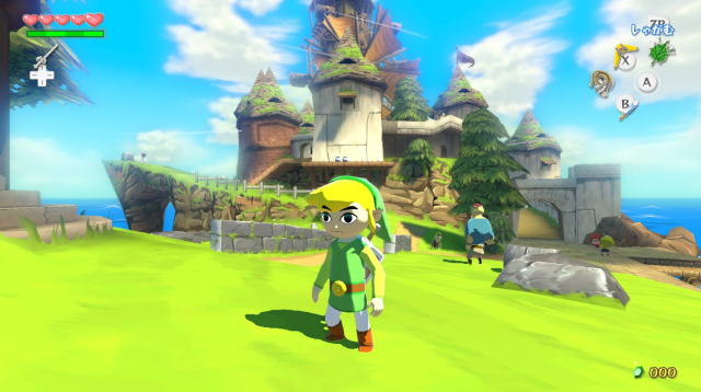 windwaker hd