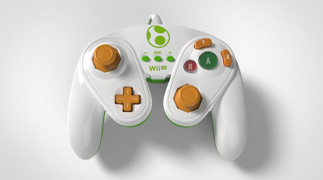 wired fight pad yoshi