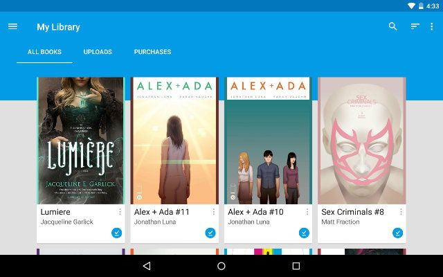 4 Android Apps For Reading Your PDF Comic Book Collection