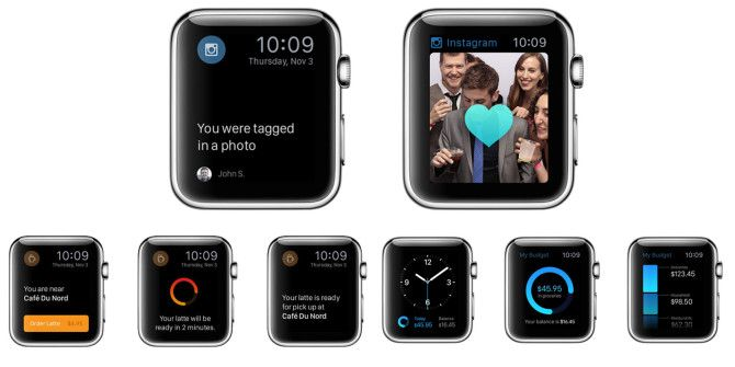 What Popular Apps Might Look Like On Apple Watch