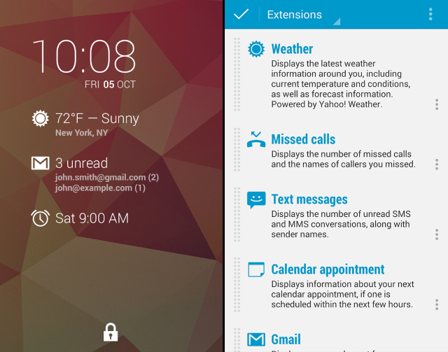 Best-Android-Exclusive-Apps-Dashclock-Widget