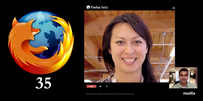 Meet Firefox Hello Video Chat & Firefox Marketplace In The New Firefox 35