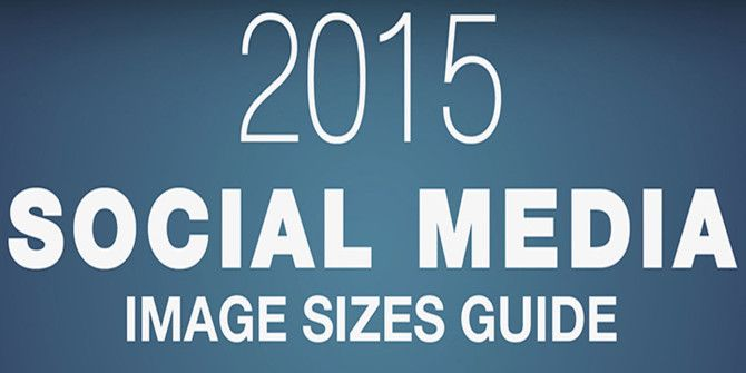 How To Choose An Image Size For Social Media