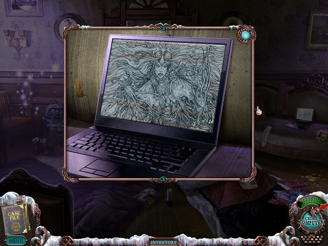 Close-Up from Mystery Case Files Dire Grove