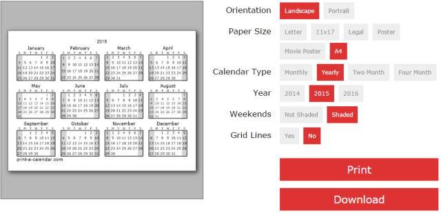 10 sites to find the perfect free printable calendar template all make a calendar template saigontimesfo