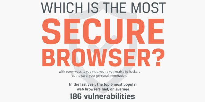 Which Web Browser Is The Most Secure?