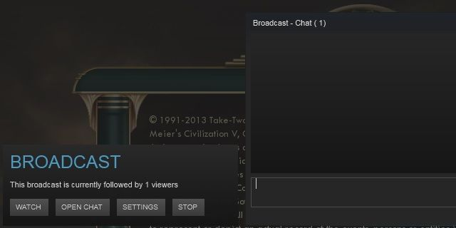 Steam-Broadcast-Overlay