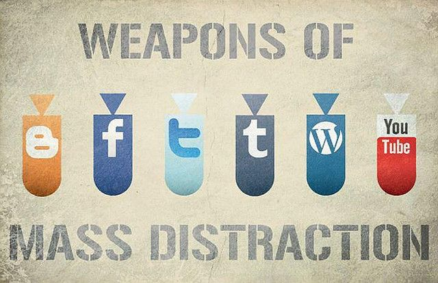 Weapons of Mass Distraction