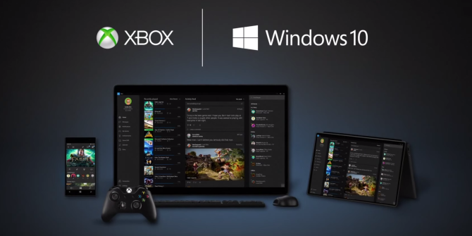 Here's How Gaming Will Work With Windows 10
