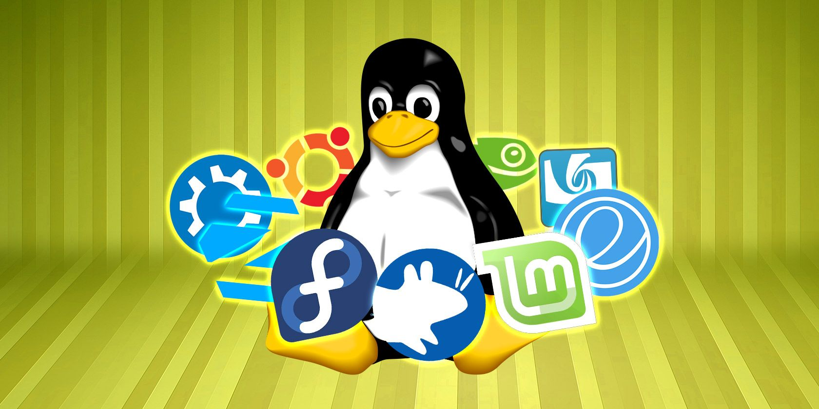 The Best Linux Operating Distros