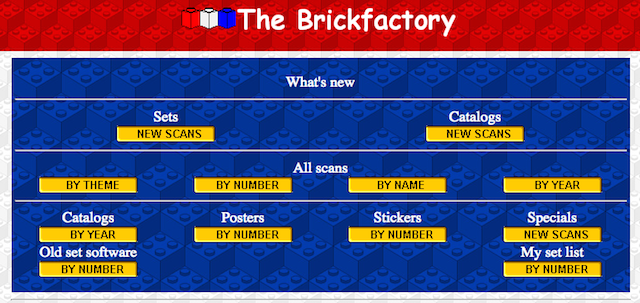 8 Sites to Rediscover Your Love of Lego & Build up Your Collection brickfactory 640x303