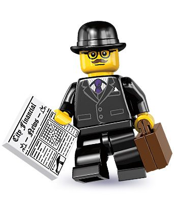 8 Sites to Rediscover Your Love of Lego & Build up Your Collection businessman