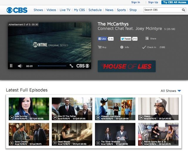 The Ultimate Guide to Watching Online TV with Private Internet Access cbs 1