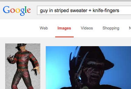 4 Steps to Find Information on Someone Online freddykrueger