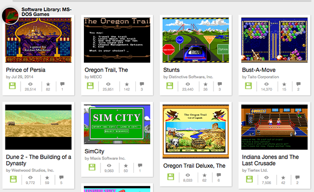 Emulate Classic DOS Games Right In Your Browser For Free