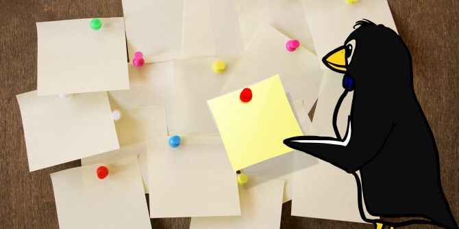 5 Little Useful Sticky Notes For Linux