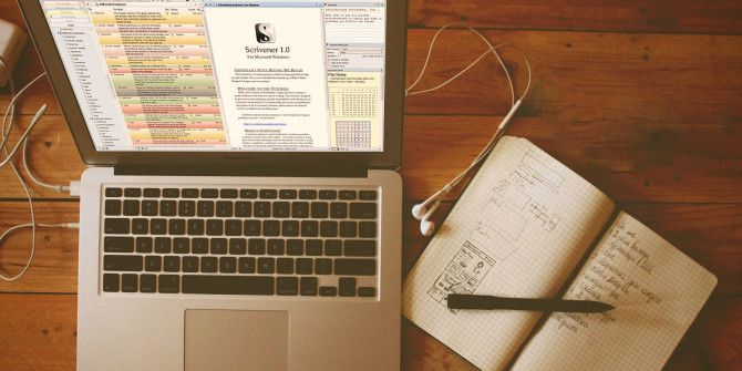 Get Some Work Done: The Best Writing Environments for Mac OS X