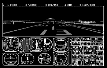 Emulate Classic DOS Games Right In Your Browser For Free microsoft flight simulator