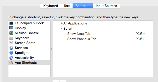 Faster, Sleeker, Better: How To Switch From Chrome/Firefox To Safari next tab keyboard shortcut