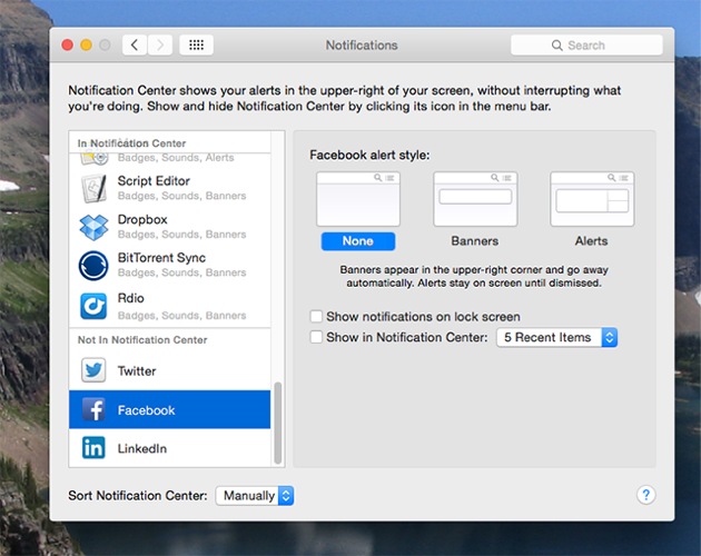 Pop Ups on Your Mac? How to Stop Them Once and For All notifications settings mac