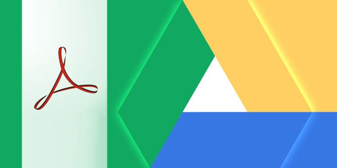 10 Tips to Do More With Your PDF Files on Google Drive