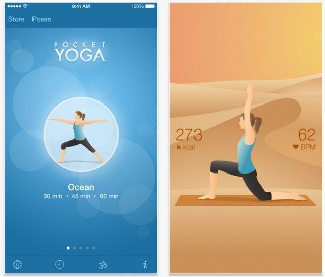 i yoga app