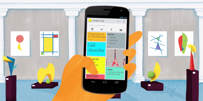 4 Google Keep Tips And Tricks For Better Notes, Lists And To-Dos