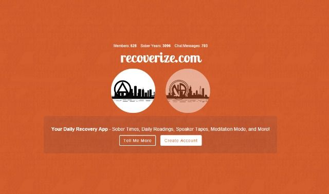 recoverize site