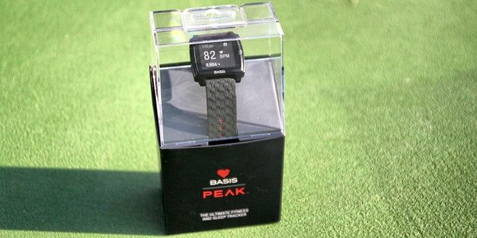 Basis Peak Review and Giveaway: A Great But Flawed Fitness Wearable