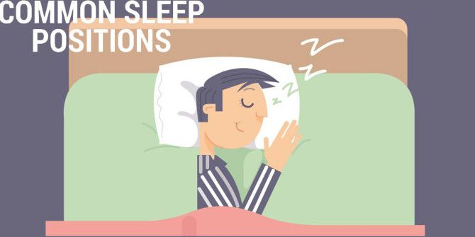 Understand The Different Sleep Positions And Get Better Sleep