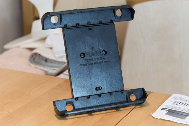 RAM mount for iPad 1-3