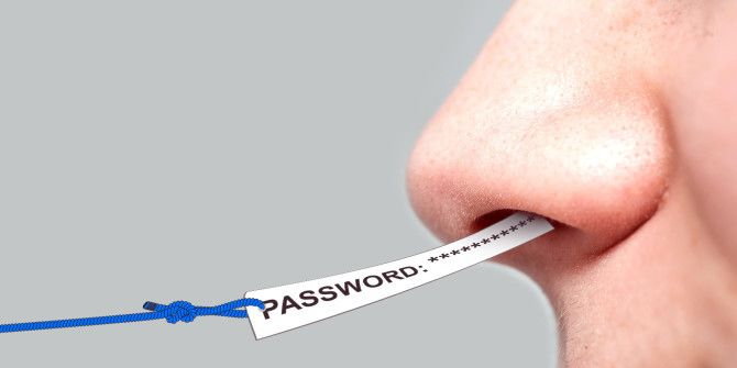 5 Ways Passwords and Other Data Can Be Stolen From Right Under Your Nose