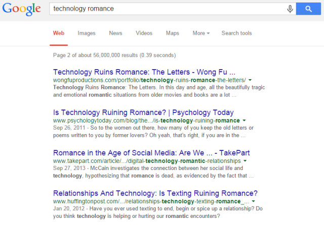 technology-is-ruining-romance