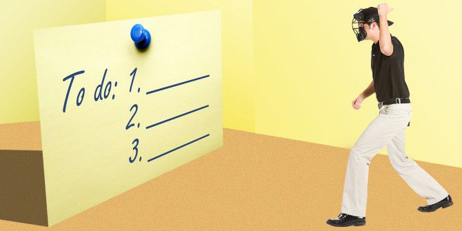The 3-Strike System: How To Prioritize Your To-Do List
