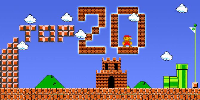 Top 20 Platformer Games Of All Time