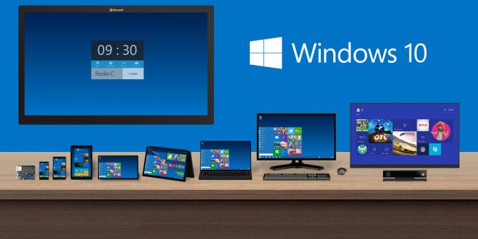 Windows 10: The Dream Of A Cross-Device Operating System Is Becoming Reality & It's Free