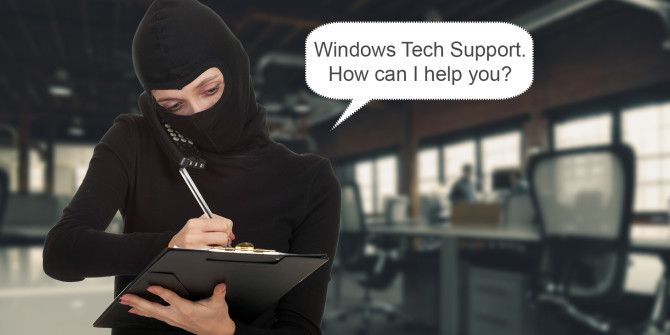 "Anatomy of a Scam: The ""Windows Tech Support"" Con Examined"