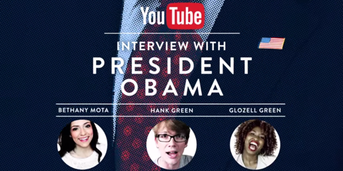 Three YouTube Stars Interviewed President Obama, Here's What Happened