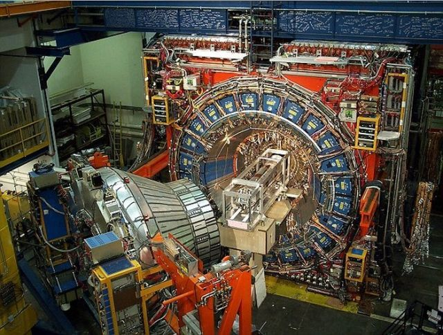 CERN Particle Accel