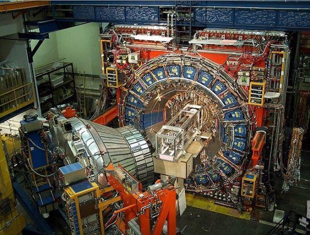 CERN Teilchenbeschleunigung