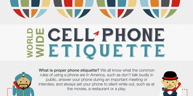 Phone Etiquette From Around The World