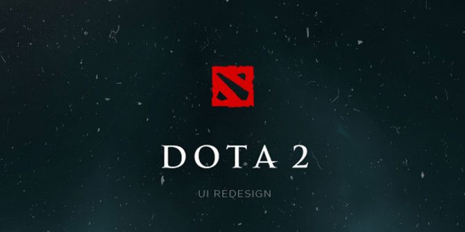 This Dota 2 Interface Redesign is Gorgeous