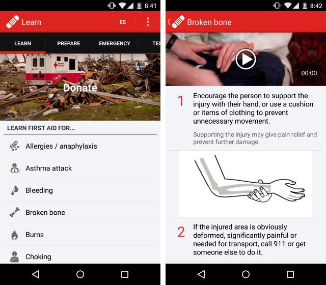 EmergencyAndroidApps-Red-Cross-First-Aid