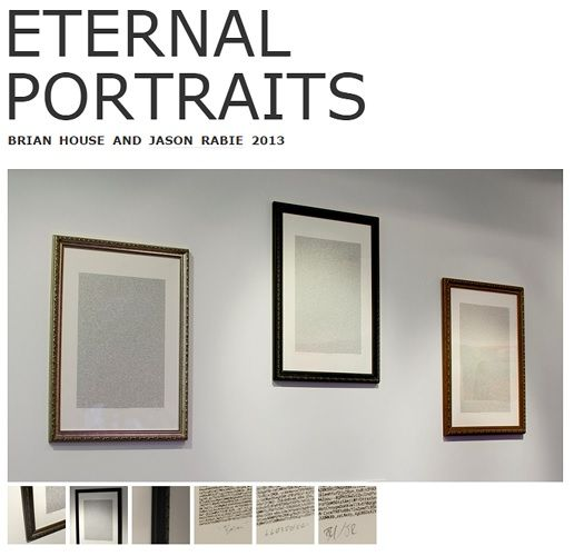 Eternal Portraits